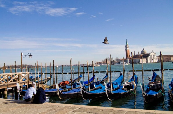 Venice, oh Venice.